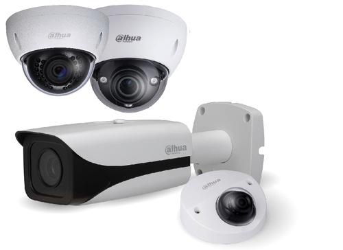 Dahua IP Camerasysteem